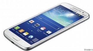 Первые сведения о Galaxy Grand 3 от Samsung