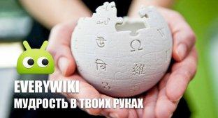 EveryWiki: мудрость в твоих руках