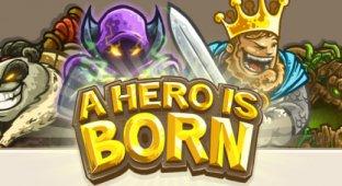 Выбери каким будет следующий герой Kingdom Rush Origins!