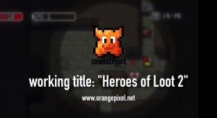 Heroes of Loot 2 уже в разработке