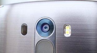 Камера LG G4 будет «видеть в темноте, как кошка»