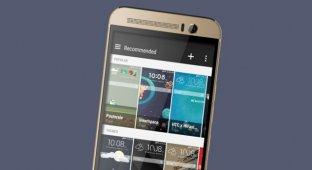 HTC представила смартфон One M9+ для Китая