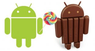 Успехи по распространению Android на апрель 2015