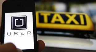 Uber появился в Google Maps