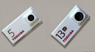 Toshiba представила модуль камеры для Project Ara