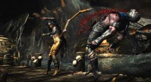 Любуемся фаталити в новом Mortal Combat X