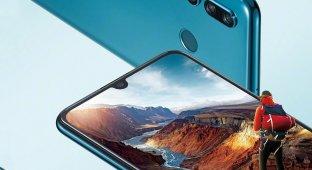 Maimang 8 от Huawei — «капелька» и тройная камера
